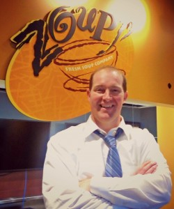 Zoup! Vancouver Franchise Owner Michael Reid