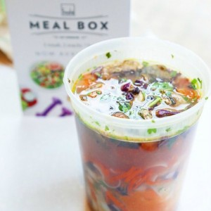 Freshii Meal Box