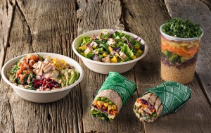 Freshii's Meal Box