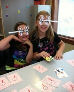 Patients at Vision Therapy