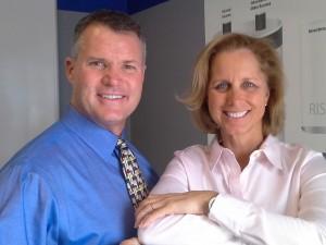 Beatrice K. Schultz and her partner, Mark Guthrie