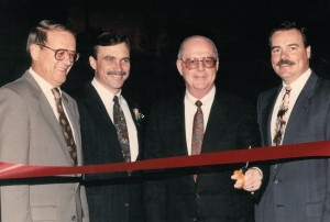 Ribbon cutting of Lexus of Littleton 1991